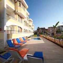Angels Suites Apart Турция, Мармарис - отзывы, цены и фото номеров - забронировать отель Angels Suites Apart онлайн бассейн фото 3