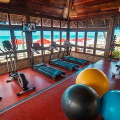 Hotel Armação фитнесс-зал фото 2