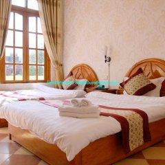 Sapa Sunflower Hotel комната для гостей фото 2