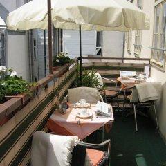 Отель Aviano Pension балкон