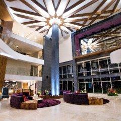Hard Rock Hotel Guadalajara Гвадалахара интерьер отеля