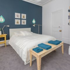 Апартаменты Apartment Ws Montorgueil – Louvre Париж комната для гостей фото 4