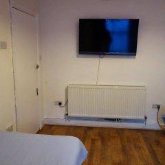 Отель Saint James Backpackers Великобритания, Лондон - отзывы, цены и фото номеров - забронировать отель Saint James Backpackers онлайн комната для гостей фото 3
