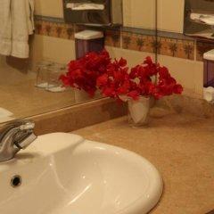 Отель Swiss Wellness Spa Resort ванная фото 2
