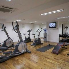 Louis Fitzgerald Hotel фитнесс-зал