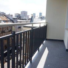 Отель Foksal Apartment Польша, Варшава - отзывы, цены и фото номеров - забронировать отель Foksal Apartment онлайн балкон