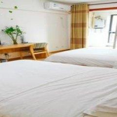 Отель Xiaoqi Yizhan Xi'an Dayanta Xinlvcheng Китай, Сиань - отзывы, цены и фото номеров - забронировать отель Xiaoqi Yizhan Xi'an Dayanta Xinlvcheng онлайн комната для гостей фото 5