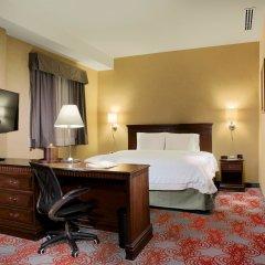 Отель Hampton Inn & Suites Mexico City - Centro Historico Мехико комната для гостей фото 4