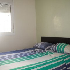 Отель Coquets Appartements Марокко, Танжер - отзывы, цены и фото номеров - забронировать отель Coquets Appartements онлайн комната для гостей фото 2