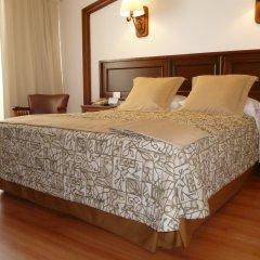 Отель De Mendoza Гвадалахара комната для гостей