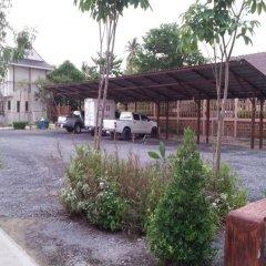 Отель Viang Suphorn Garden Resort парковка