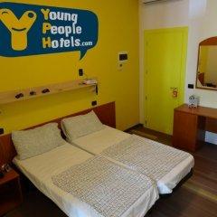 Отель Villa Jasmine Римини комната для гостей фото 2