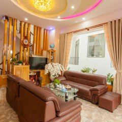 Отель Da Quy Villa Далат комната для гостей фото 3