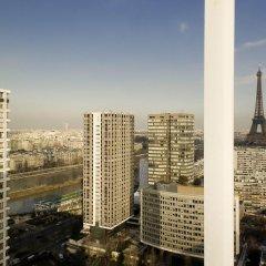 Отель Adagio Paris Centre Tour Eiffel Париж балкон