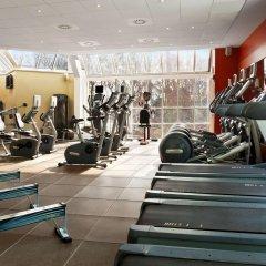 Hilton Birmingham Metropole Hotel фитнесс-зал