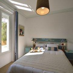 Отель Villa du roc fleuri Франция, Канны - отзывы, цены и фото номеров - забронировать отель Villa du roc fleuri онлайн комната для гостей фото 2
