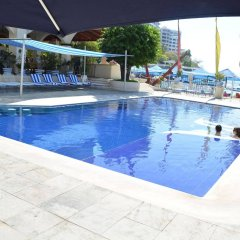 Отель Acamar Beach Resort Acapulco бассейн