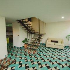 Отель Hostal Hidalgo - Hostel Мексика, Гвадалахара - отзывы, цены и фото номеров - забронировать отель Hostal Hidalgo - Hostel онлайн сауна