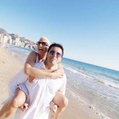Отель Sandos Monaco Beach Hotel & Spa - Только для взрослых - Все включено Испания, Бенидорм - отзывы, цены и фото номеров - забронировать отель Sandos Monaco Beach Hotel & Spa - Только для взрослых - Все включено онлайн фитнесс-зал