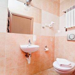 Отель Aparthotel Miodosytnia Польша, Краков - отзывы, цены и фото номеров - забронировать отель Aparthotel Miodosytnia онлайн ванная фото 2