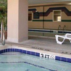 Отель Hampton Inn Jasper бассейн фото 3