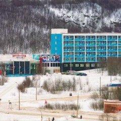 Отель 69 Parallel Мурманск спортивное сооружение