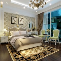 Hanoi Cristina Hotel & Travel комната для гостей фото 4