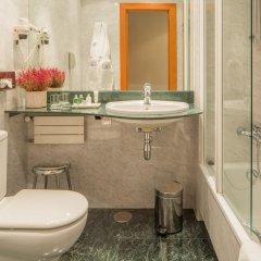 Отель Eurostars Atlántico Hotel Испания, Ла-Корунья - отзывы, цены и фото номеров - забронировать отель Eurostars Atlántico Hotel онлайн ванная