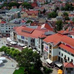 Апартаменты Dom & House - Apartments Zacisze городской автобус