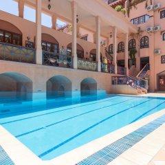 Отель Oudaya бассейн