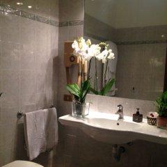 Отель MENNINI Милан ванная