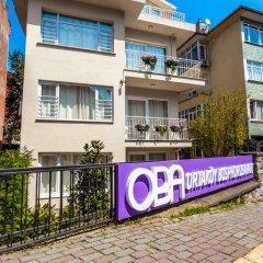 Ortakoy Bosphorus Apart Турция, Стамбул - отзывы, цены и фото номеров - забронировать отель Ortakoy Bosphorus Apart онлайн парковка