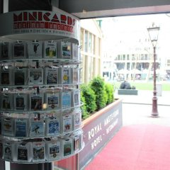 Royal Amsterdam Hotel фото 9