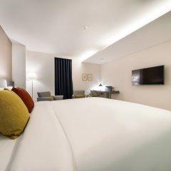 Отель Boree Hotel Южная Корея, Сеул - отзывы, цены и фото номеров - забронировать отель Boree Hotel онлайн сейф в номере