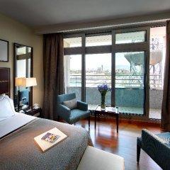 Отель Eurostars Grand Marina 5* Стандартный номер с различными типами кроватей фото 24