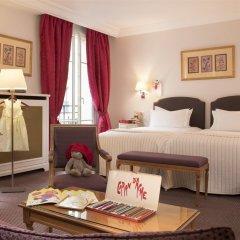 Hotel Le Littre в номере