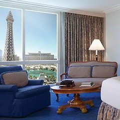 Отель Paris Las Vegas комната для гостей фото 3