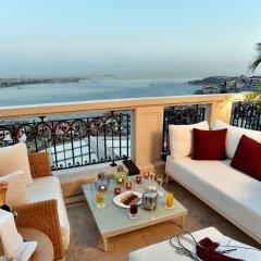 Отель Cvk Hotels & Resorts Park Bosphorus балкон