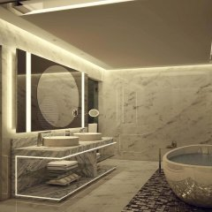 Royal M Hotel & Resort Abu Dhabi сауна