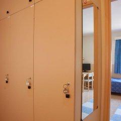 Отель Finnhostel Lappeenranta Финляндия, Лаппеэнранта - отзывы, цены и фото номеров - забронировать отель Finnhostel Lappeenranta онлайн сейф в номере