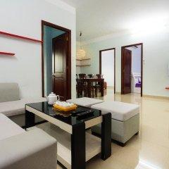 Апартаменты My Duc Deluxe Apartment комната для гостей
