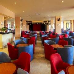 Отель Globales Gardenia Испания, Фуэнхирола - 1 отзыв об отеле, цены и фото номеров - забронировать отель Globales Gardenia онлайн гостиничный бар