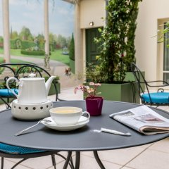 Отель Villa Panthéon Франция, Париж - 3 отзыва об отеле, цены и фото номеров - забронировать отель Villa Panthéon онлайн питание
