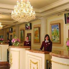 Гостиница Корстон, Москва интерьер отеля фото 4