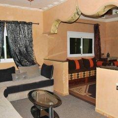 Отель Résidence Marwa Марокко, Уарзазат - отзывы, цены и фото номеров - забронировать отель Résidence Marwa онлайн интерьер отеля фото 2