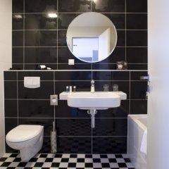 Отель Alta Moda Fashion Hotel Венгрия, Будапешт - отзывы, цены и фото номеров - забронировать отель Alta Moda Fashion Hotel онлайн ванная