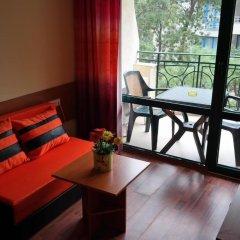 Отель Tanya Hotel Болгария, Солнечный берег - отзывы, цены и фото номеров - забронировать отель Tanya Hotel онлайн комната для гостей фото 4