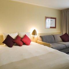 Отель Novotel Birmingham Airport 4* Улучшенный номер с различными типами кроватей