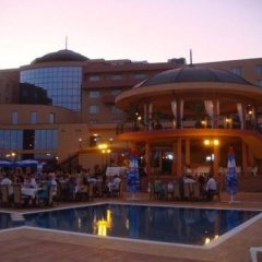 Отель Sport Palace Болгария, Сливен - отзывы, цены и фото номеров - забронировать отель Sport Palace онлайн бассейн фото 3