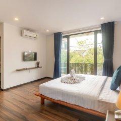 Отель Summer Holiday Villa Вьетнам, Хойан - отзывы, цены и фото номеров - забронировать отель Summer Holiday Villa онлайн комната для гостей фото 3